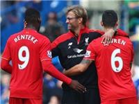 CHÙM ẢNH: Đá tốt hay dở, cầu thủ Liverpool đều được Klopp ôm động viên