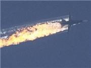 Thổ Nhĩ Kỳ bắn hạ SU-24 Nga