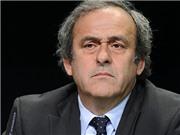 Chủ tịch UEFA Michel Platini đối mặt với án cấm hoạt động bóng đá suốt đời