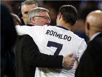Evra: 'Sir Alex nói rằng Ronaldo chắc chắn trở lại Man United'