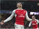 Arsenal 3–0 Dinamo Zagreb: Alexis Sanchez tỏa sáng, Arsenal thắp lại niềm tin