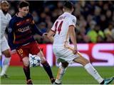 Barca 6-1 Roma: Messi và Suarez lập cú đúp, Barca giành vé đi tiếp