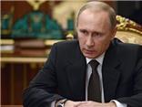 Tổng thống Putin cảnh báo Thổ Nhĩ Kỳ về 'những hậu quả nghiêm trọng' về vụ bắn hạ SU-24