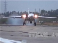 VIDEO: Nga tiết lộ hành trình của chiếc SU-24 khi bị bắn hạ