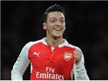 Oezil đang thay Sanchez 'gánh team' Arsenal