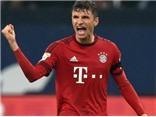 Thomas Mueller vượt Messi, Ronaldo và Raul để lập kỷ lục Champions League