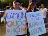 Người chuyển giới tại Việt Nam: Chúng tôi chờ ngày này quá lâu!