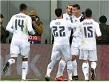 Shakhtar Donetsk 3-4 Real Madrid: Ronaldo lập cú đúp, Real tạm quên nỗi đau 'Kinh điển'