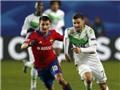 VIDEO: CSKA Moskva 0-2 Wolfsburg