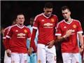 Cục diện bảng B Champions League: Man United có nguy cơ lớn bị loại sớm