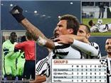 Juventus 'ăn may' khi thắng cả 2 trận trước Man City