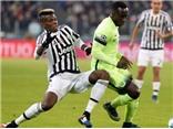 ĐIỂM NHẤN Juventus 1-0 Man City: Pogba là sự khác biệt. City đã 'thi trượt' ở Turin
