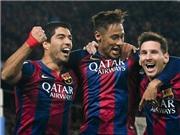 Messi, Suarez, Neymar & những bộ ba xuất sắc nhất trong lịch sử bóng đá thế giới