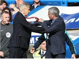 Jose Mourinho lại khiêu khích Wenger