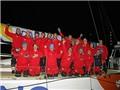 Đội đua thuyền Đà Nẵng về Australia sau 25 ngày của chặng Nam Đại Dương
