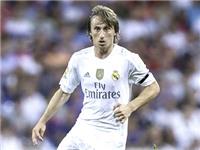 Luka Modric tìm lại bầu trời