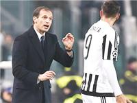Juventus vào vòng 1/8 Champions League: Thế là tốt rồi, ông Allegri!