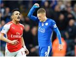 HLV Wenger ví Alexis Sanchez và Vardy với 'Sư tử đói'