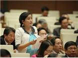 Nhìn lại kỳ họp thứ 10 của Quốc hội: Kỳ chất vấn chưa có tiền lệ