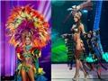 CHÙM ẢNH Hoa hậu Hoàn vũ 2015: sặc sỡ, lạ kỳ, sexy với trang phục dân tộc