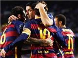 TRỰC TIẾP Barca – Sociedad: Không thể cản MSN!