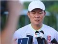 HLV Nguyễn Quốc Tuấn: 'U21 HAGL biết điểm yếu của U19 Hàn Quốc'