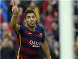 VIDEO: Xem pha vô lê tuyệt đẹp tung lưới Real Sociedad của Luis Suarez