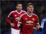 Leicester 1-1 Man United: Vardy phá kỉ lục, Schweinsteiger giúp 'Quỷ đỏ' giành 1 điểm
