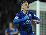 Leicester 1-1 Man United: Vardy đi vào lịch sử Premier League, Man United tụt xuống vị trí thứ 3