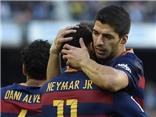 Sau 65 năm, Barca mới có cặp 'song sát' hiệu quả như Suarez-Neymar
