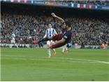 VIDEO: Chiêm ngưỡng 5 'siêu phẩm' vô-lê của Luis Suarez