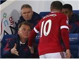 Man United hòa Leicester: Sai lầm của Van Gaal và nỗi thất vọng Rooney