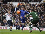 Chelsea hòa Tottenham: Derby không bàn thắng, Chelsea tạm hài lòng