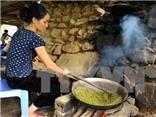 VIDEO: Ngọt ngào hương cốm Tú Lệ nơi rẻo cao