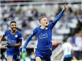Đội hình tiêu biểu vòng 14 Premier League: Man City áp đảo, Vardy lĩnh xướng hàng công
