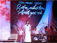 Đêm nhạc Trịnh 'Biển nhớ tên Anh gọi về': Lời tri ân với những người sống tử tế