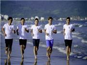 Đếm ngược chờ ngày khởi tranh 'Đôi chân trần trên biển Đà Nẵng'