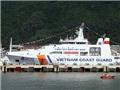 VIDEO: Hạ thủy tàu Cảnh sát biển lớn nhất Việt Nam