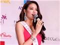 Phạm Hương tự tin lên đường dự Hoa hậu Hoàn vũ Thế giới