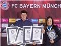 Lewandowski được vinh danh 4 kỉ lục Guinness sau 5 bàn thắng vào lưới Wolfsburg