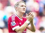 Schweinsteiger: Nét đẹp hiếm hoi còn sót lại của một Man United tẻ nhạt
