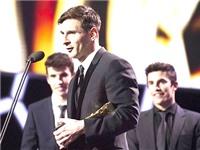Giải cầu thủ xuất sắc nhất Liga: Chẳng lẽ năm nào cũng tôn vinh Messi?