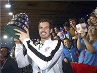 Andy Murray: Huyền thoại của nước Anh?