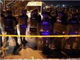 VIDEO: Nổ ga tàu điện ngầm ở Thổ Nhĩ Kỳ, có thể là một vụ nổ bom