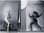 Những bức ảnh khỏa thân kỳ lạ của bộ lịch Pirelli danh tiếng