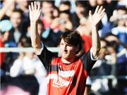 Chiêm ngưỡng bàn thắng 'chưa từng được công bố' của Lionel Messi
