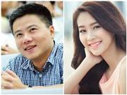 GS Ngô Bảo Châu ra mắt sách cùng Hoa hậu Thu Thảo
