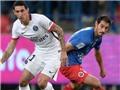 Di Maria lập cú đúp giúp PSG vô địch mùa Đông trong ngày Man United thất bại