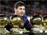 Quả bóng Vàng FIFA 2015: Messi giờ còn ghi bàn dễ dàng hơn