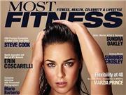 Ana Ivanovic đẹp ngỡ ngàng trên bìa tạp chí